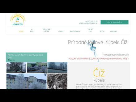 www.kupeleciz.sk