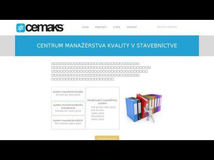 www.cemaks.sk