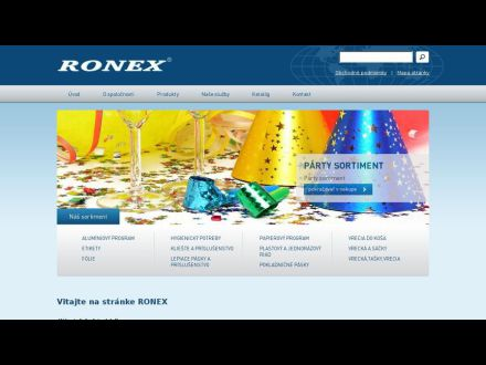 www.ronex.sk