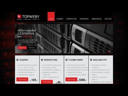 www.topweby.cz