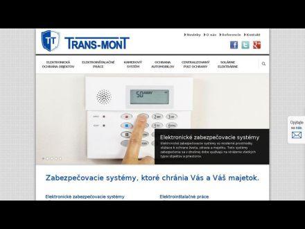 www.transmont.sk