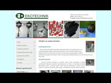 www.ekotechnik.sk
