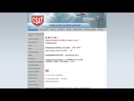 www.csatshop.sk