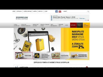 www.zeppelin.sk
