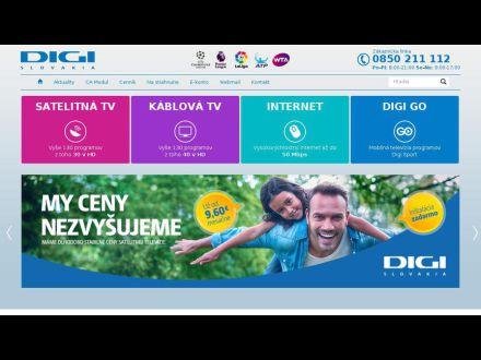 www.digi-tv.sk