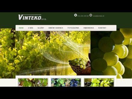 www.vinteko.sk