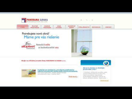 www.panorama-slovakia.sk