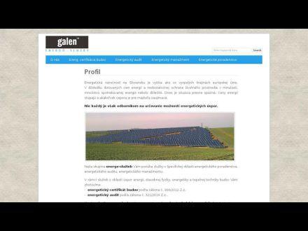 www.galen.sk