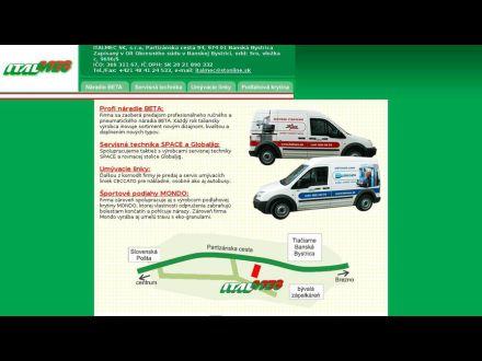www.italmec.sk