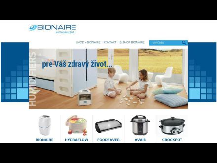 www.bionaire.sk