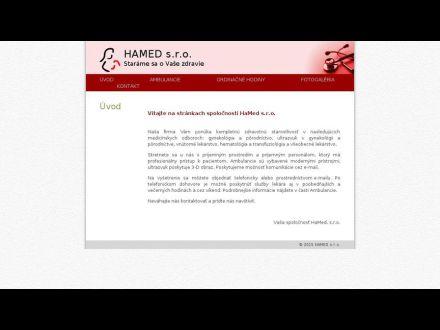 www.hamed.sk