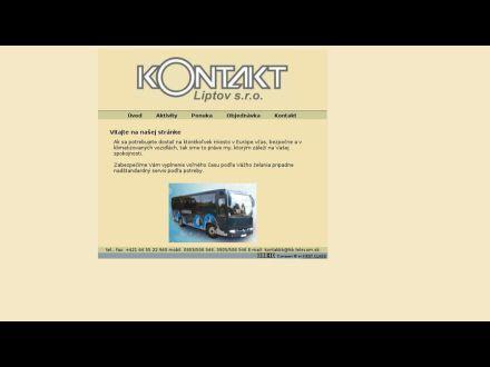 www.kontakt.lmn.sk