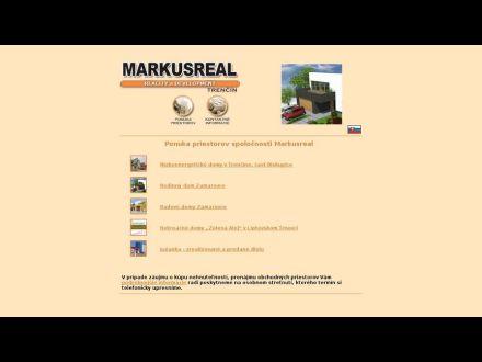 www.markusreal.sk