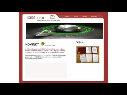 www.ixiss.sk