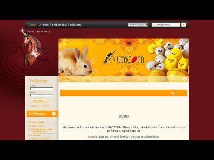 www.unicornslovakia.sk