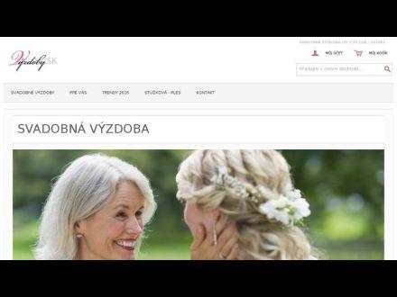 www.vyzdoby.sk