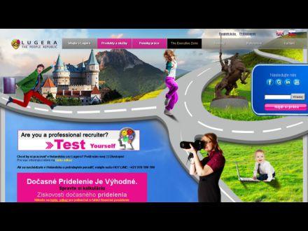 www.lugera.sk
