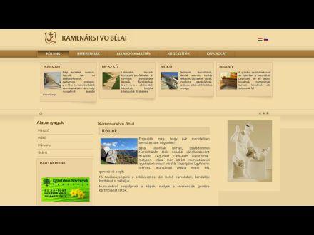 www.kamenarstvo-belai.sk