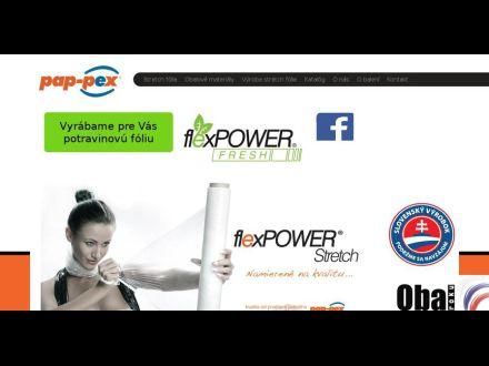 www.pap-pex.sk