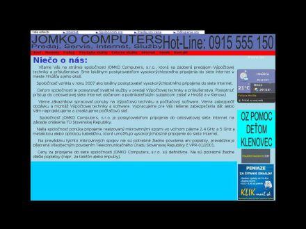 www.jomkocomputers.sk