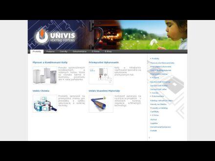 www.univis.sk