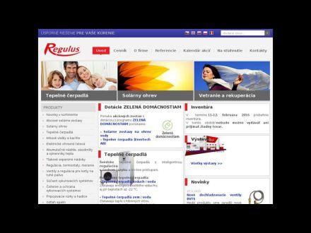 www.regulus.sk