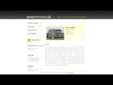 www.trimont.sk