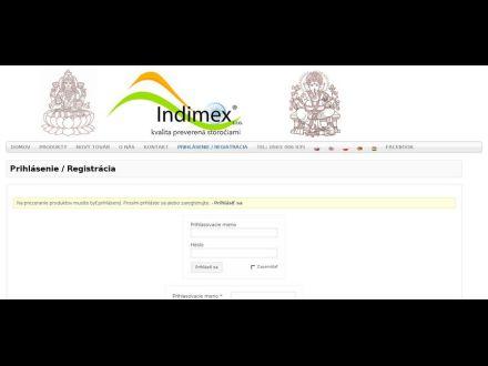 www.indimex.eu