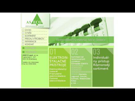 www.aseco.sk