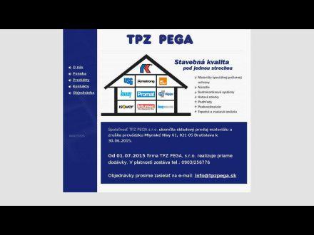 www.tpzpega.sk