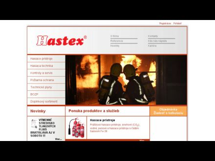 www.hastex.sk