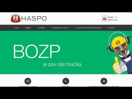 www.haspo.sk