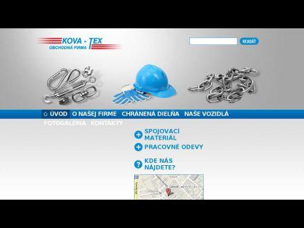 www.kova-tex.sk