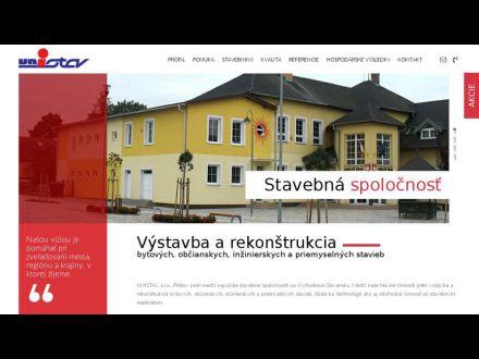 www.unistav.sk