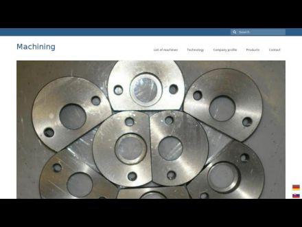 www.machining.sk