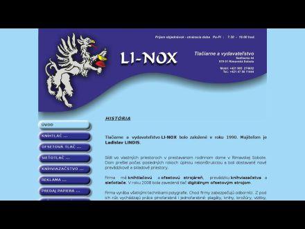 www.li-nox.sk