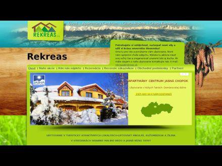 www.rekreas.sk