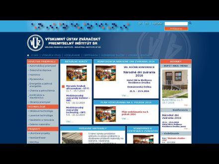 www.vuz.sk
