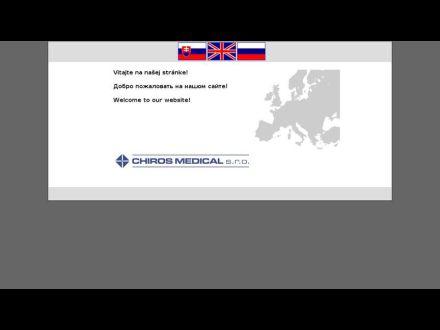 www.chirosmedical.sk