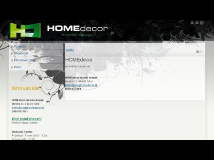 www.homedecor.sk