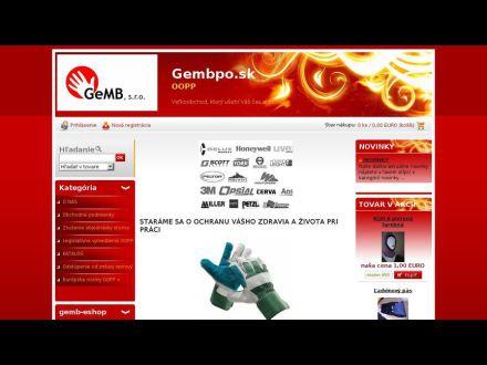 www.gembpo.sk
