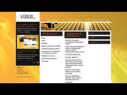 www.vurup.sk