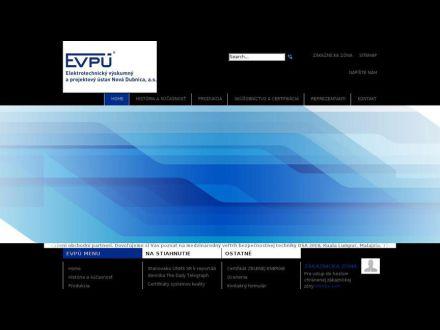 www.evpu.sk