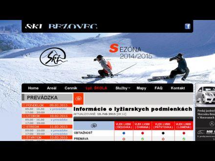 www.skibezovec.sk