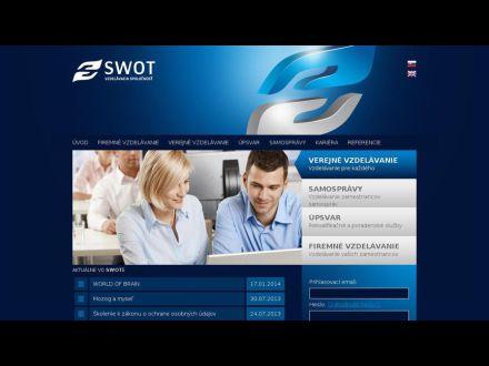 www.swot.sk