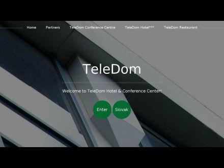 www.teledom.sk