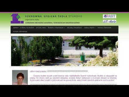 www.1soa-sturovo.sk