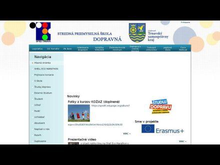 www.spsdtt.sk