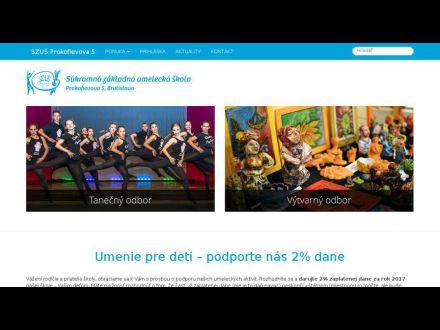 www.umeleckaskola.sk