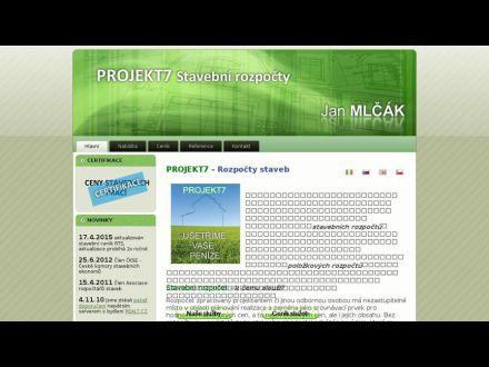 www.projekt7.cz